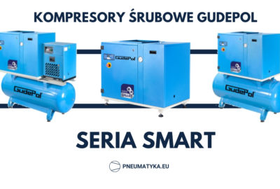 kompresory Gudepol seria Smart